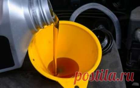 Моторное масло— как выбирать, когда менять— журнал Зарулем