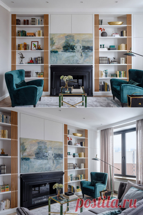 Квартира в духе современной классике — Pro ремонт