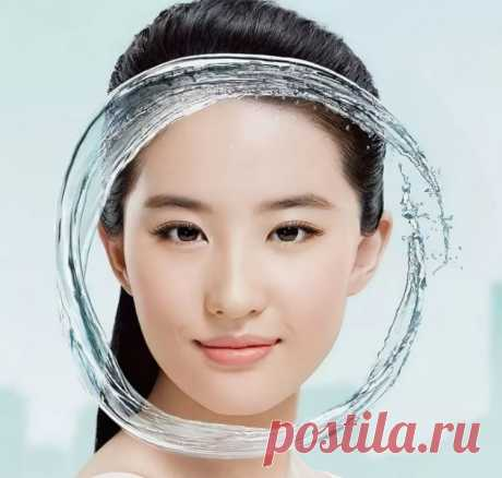 Китайская маска красоты из меда крахмала и соли — ХОЗЯЮШКА