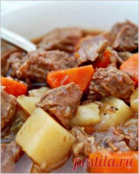 13 рецептов жаркого в мультиварке на любой вкус | Блог elisheva.ru