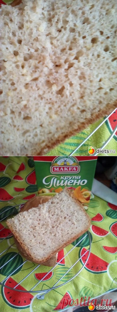 Хлеб с пшеном и разными крупами