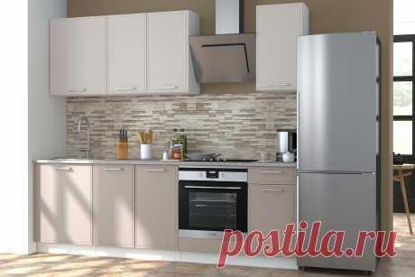 Купить Кухонный гарнитур Софи 2,4 м с доставкой по выгодной цене в интернет магазине Hoff.ru. Характеристики, фото и отзывы.