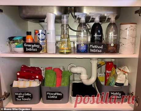 Идеальный порядок: мамы-перфекционистки демонстрируют, как организовали пространство в своих домах