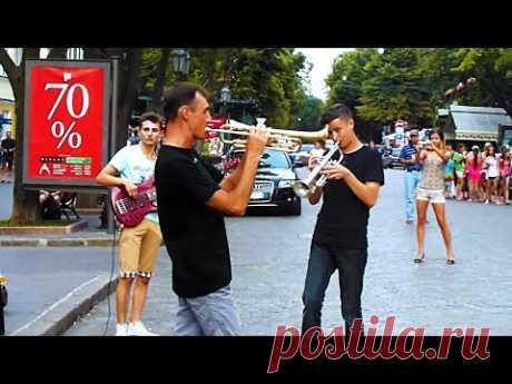 Танцуют все! Хава Нагила, Ах, Одесса, 7-40 / Hava Nagila, Jewish Songs, Odessa