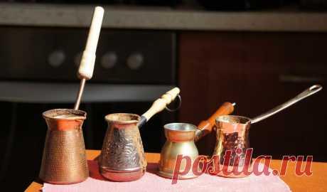Как правильно варить кофе в турке дома на газовой плите пошагово