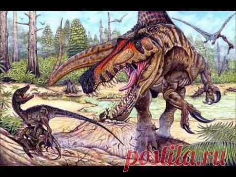Top 10 killer Dinosaurs - YouTube