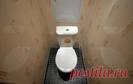 Отделка туалета ПВХ панелями - выбор материала и инструкция Узнайте, как выполняется Отделка туалета ПВХ панелями! Виды панелей, характеристики, выбор, пошаговая инструкция по монтажу, фото + видео.