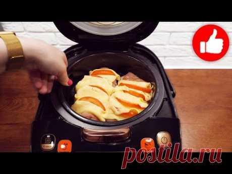У Вас есть Курица? Добавьте сыр и приготовьте Обед в мультиварке для Всей семьи!