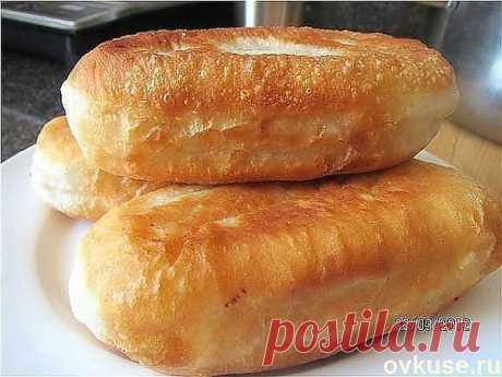 Самые простые и очень вкусные дрожжевые пирожки - Простые рецепты Овкусе.ру