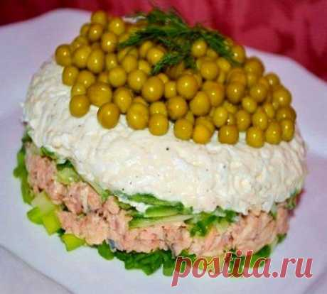 Простые салаты рецепты с фото простые и вкусные от Жрать.ру