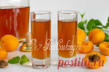 Ликер из абрикосов - рецепт