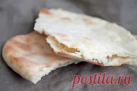 Пшеничный хлеб без дрожжей - ПУРМАРИЛИ