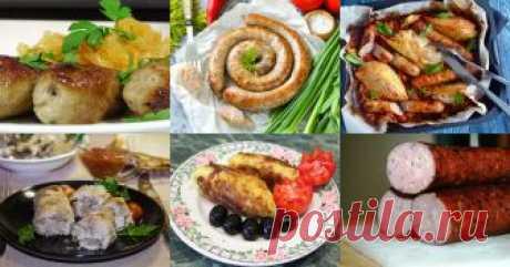 Домашняя колбаса - 122 рецепта приготовления пошагово - 1000.menu Домашняя колбаса - быстрые и простые рецепты для дома на любой вкус: отзывы, время готовки, калории, супер-поиск, личная КК