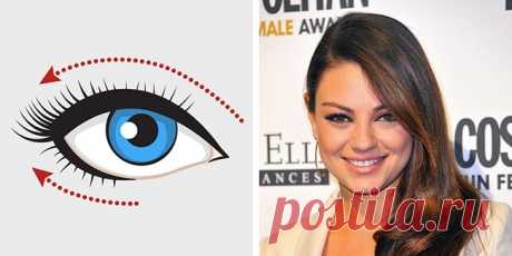 Как подобрать стрелки для своей формы глаз ивыглядеть безупречно
