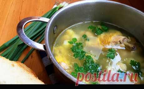 Как сохранить цвет зелени в супе (маленькая хитрость)   Кухня наизнанку   Яндекс Дзен