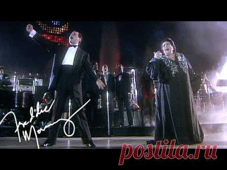 Freddie Mercury ft. Montserrat Caballe - Barcelona (Live in Olimpiada Cultural)