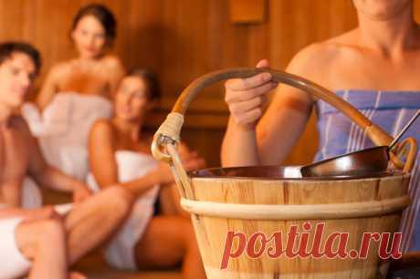 Косметические процедуры в русской бане