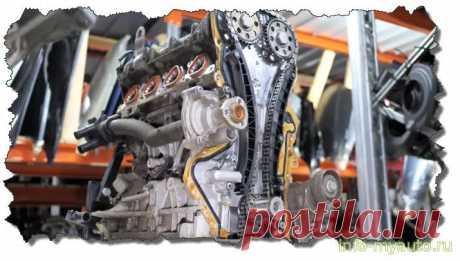 Двигатель CFNA проблемы, ресурс, стук и тд