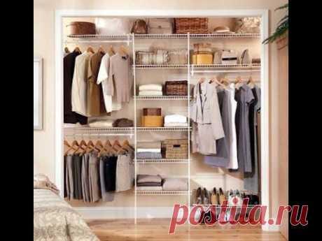 Как сделать гардеробную — Наши дома