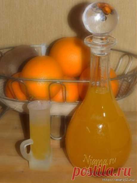 Рецепт мандаринового ликера.
