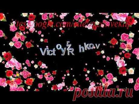 Футаж Розовый вальс pink waltz ! - YouTube