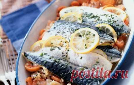 5 рецептов диетической рыбки — Мир интересного