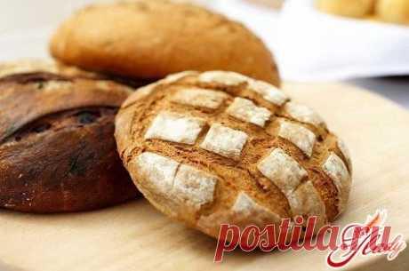 Хлеб ржаной в духовке: рецепт приготовления