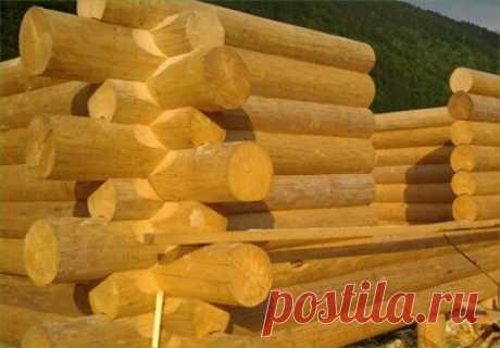 Технологии строительства деревянных домов