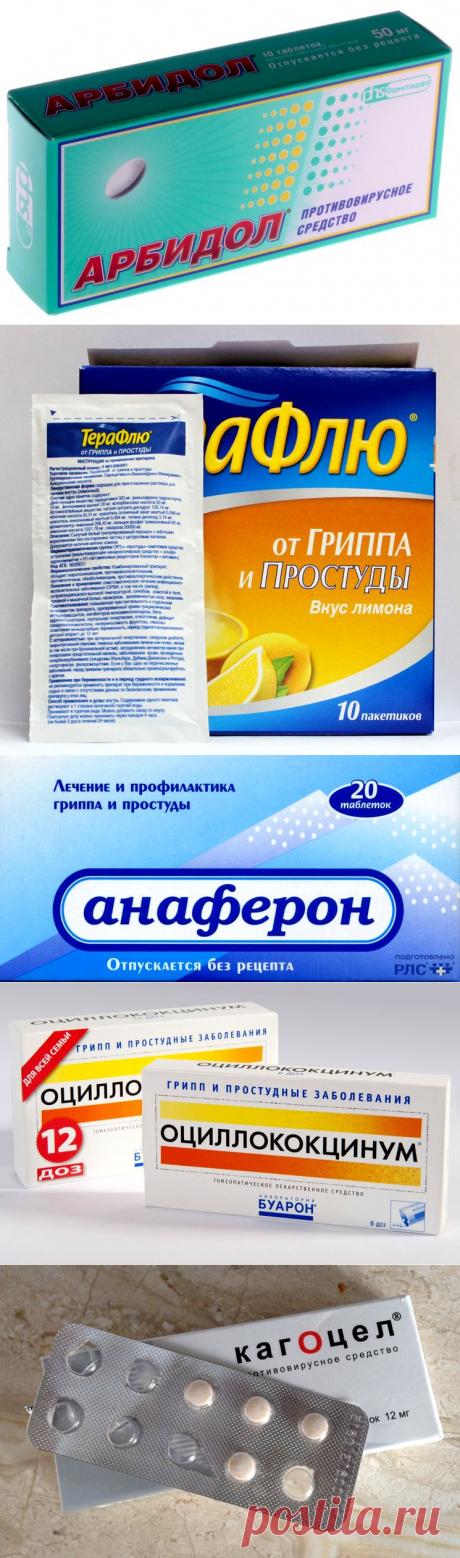Лучшие лекарства от гриппа, которые вам не помогут! » Женский Мир