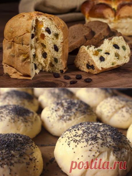 Домашний Хлеб в Хлебопечке: 10 Очень Вкусных Рецептов