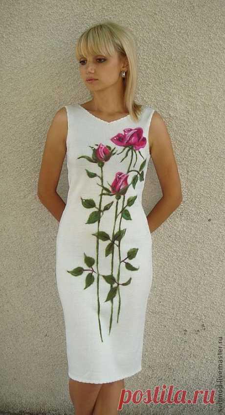 Платье 0121 – купить в интернет-магазине на Ярмарке Мастеров с доставкой - 2G75BRU | Тернополь
