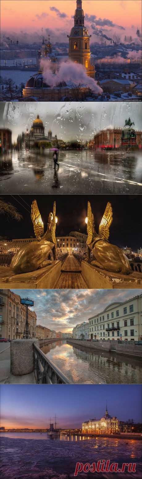 То, что вы еще не знали о Петербурге.