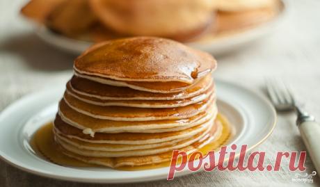 38 interesting recipes of quick pancakes!