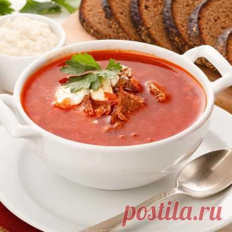 Секрети приготування смачного і наваристого червоного борщу Український борщ — це візитна картка кулінарної історії України, це наша гордість, наше все!