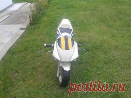 Продам міні мотоцикл: 4 000 грн. - Мопеды / скутеры Коломыя на Olx