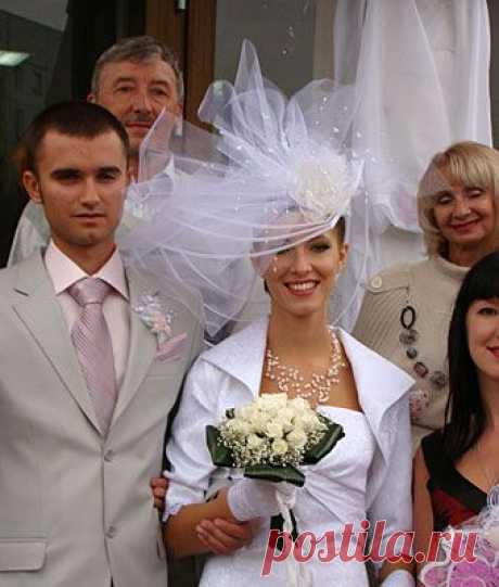 Мастер-класс. Шляпа невесты
