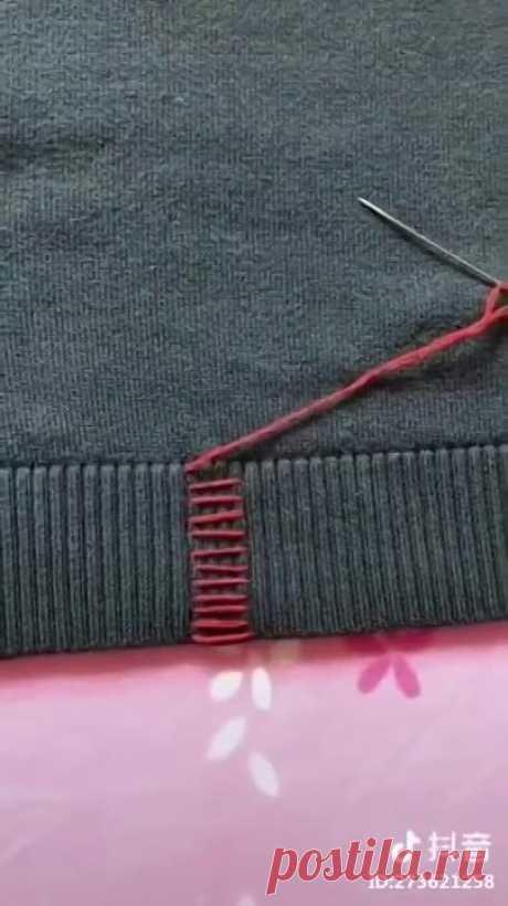 Швейные советы о которых вы не знали..