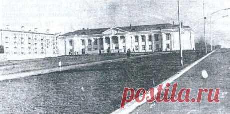 En 1958 que ha comenzado se renovaban poco a poco no sólo tsehi y el territorio gradoobrazuyuschego las empresas de la ciudad, sino también se transformaban las calles y los patios Chesnokovki...