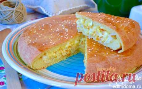Пирог с рыбной начинкой |