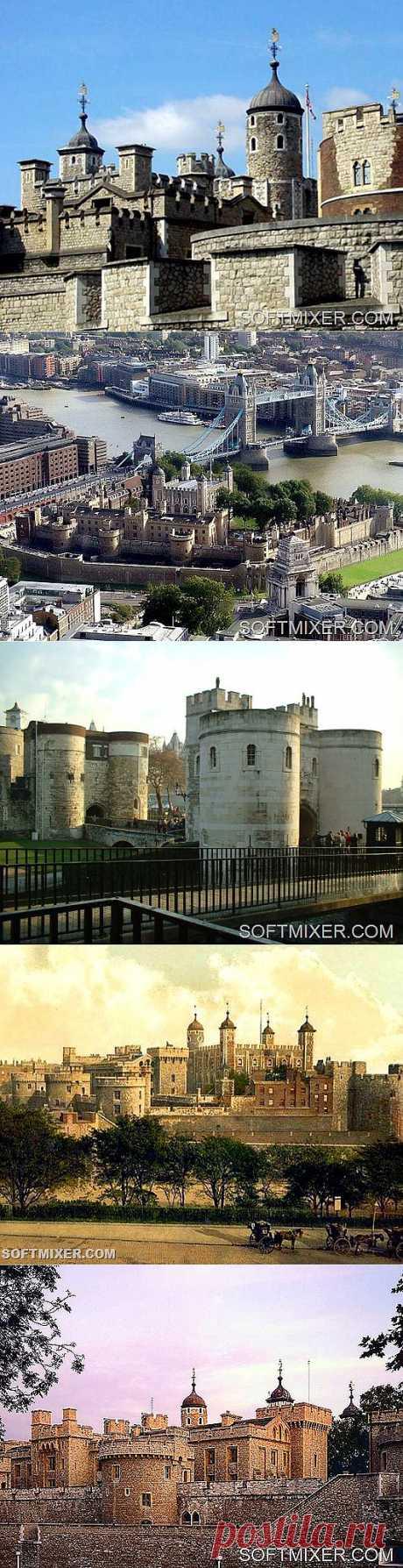 Лондонский Тауэр: Сквозь туманы и века...   SOFTMIXER