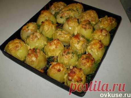 Картошка -бочка - Простые рецепты Овкусе.ру