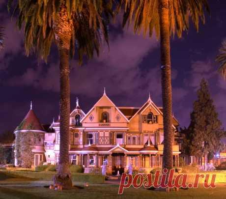 История загадочного Дома Винчестеров | Pentad