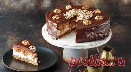 Торт «Турецкая кофейня», пошаговый рецепт с фото