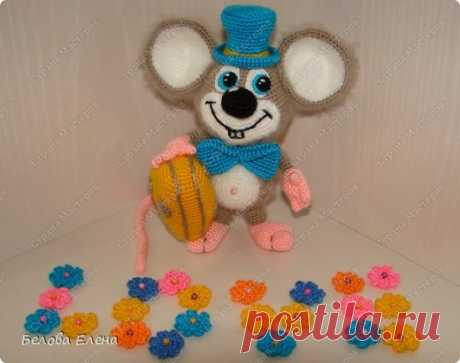Little mouse Stepan + MK