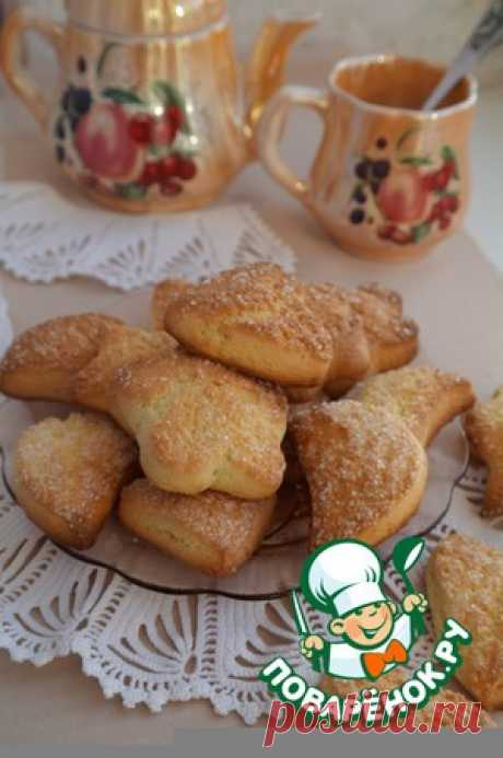 """""""Домашнее&quot cookies; - culinary recipe"""