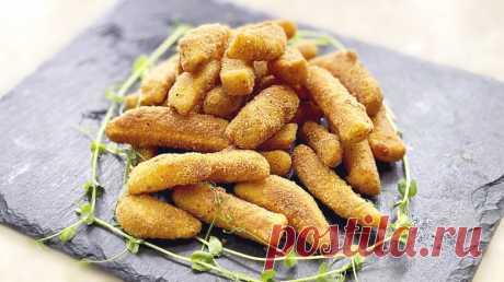 Вкуснее шашлыка - только хрустящая картошечка в кляре!