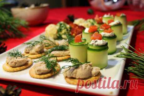 Закуска на Новогодний стол: просто, на вкус шедевр! Печень трески в главной роли