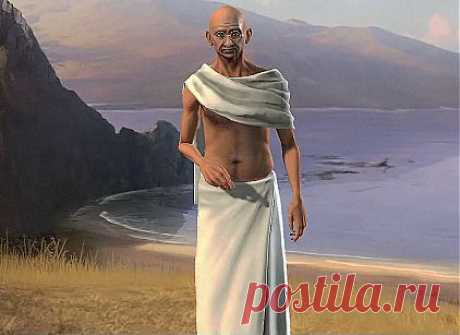 Позитивное Чтиво - Махатма Ганди: 5 уроков.