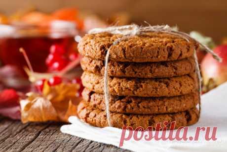 Постное овсяное печенье – 6 рецептов постного овсяного печенья, постный стол