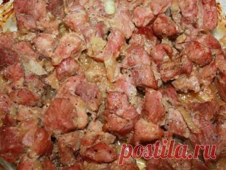 Вкуснейшее мясо по-корейски — по вкусу, как шашлык!